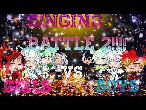 Singing Battle *~^Girls