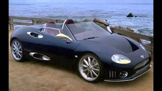spyker c8 the best sports cars