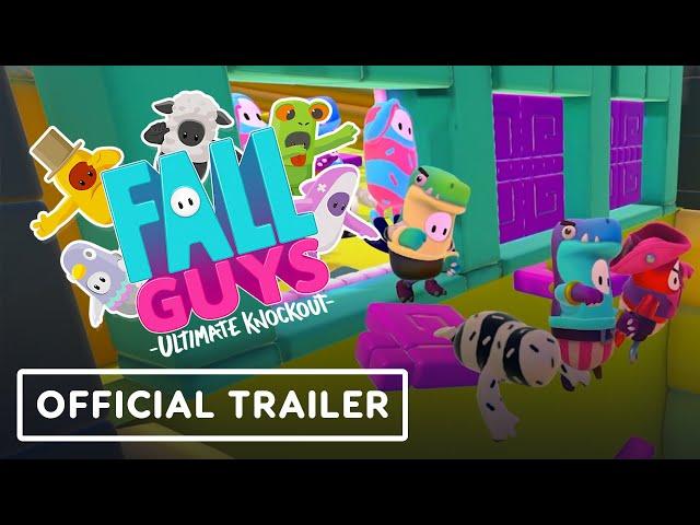Fall Guys: Ultimate Knockout (видео)