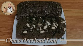 How To Bake Ch๐colate Overload Loaf Cake!