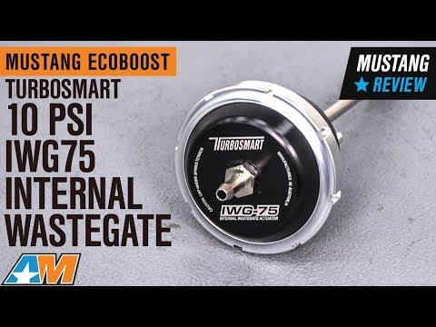 Turbosmart IWG-75 7psi Internal Wastegate Actuator for 2015 Mustang EcoBoost