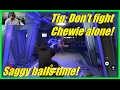 Star Wars Battlefront - HvsV tip: Don't fight Chewbacca alone! | Chewie will kills you!!