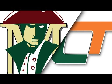 Morthland College Volleyball vs Lincoln Trail College