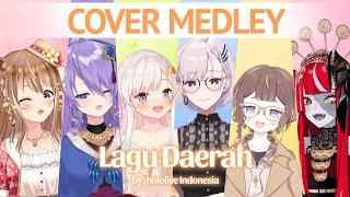 Virtual Medley Lagu Daerah - hololive ID [Cover]
