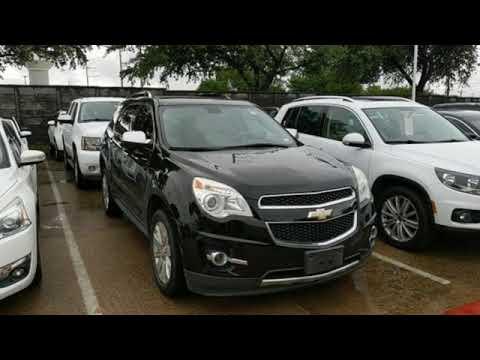 Used 2011 Chevrolet Equinox Dallas TX Garland, TX #V190315A - SOLD