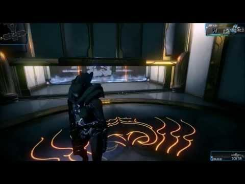 Warframe Oroking Void Loot and Secret Rooms (including U9)