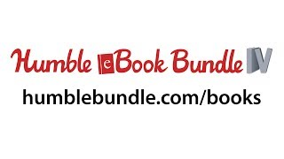 Humble eBook Bundle 4
