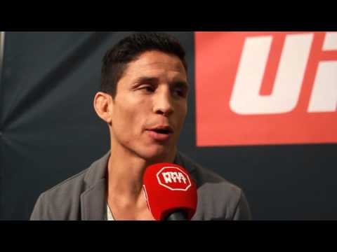"""UFC 192 - Joseph Benavidez on Ali Bagautinov: """"I've only seen him knock out one person in the UFC"""""""
