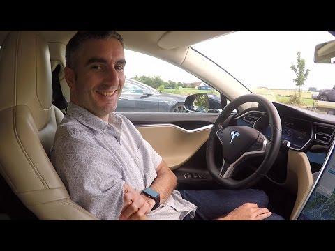 Tesla Model S European Road Trip Austria Germany Switzerland - Part One