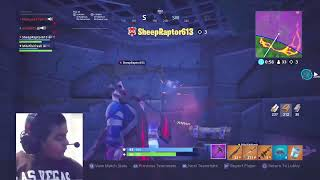 SQUADs EN FORTNITE BATTLE ROYALE V BUCK GIVEAWAY AT 1K