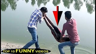 Best Funny l Videos Try not to Laugh l New Funny Videos (Part-7)
