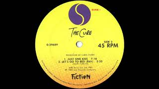 The Cure - Just One Kiss (Extended Mix) 1982