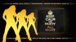 KEEP CALM AND PARTY ALL NIGHT - 4CD - TV-Spot
