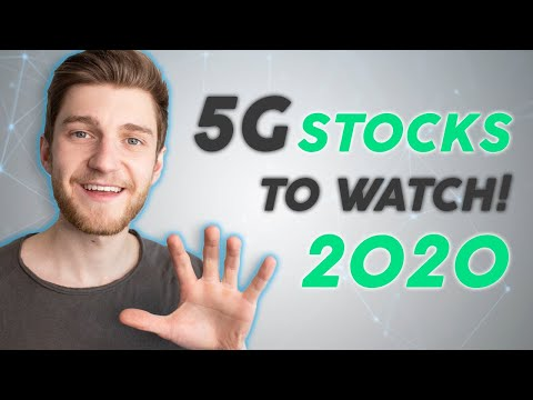 5G Stocks To WATCH In 2020! (Stock Market Investing)