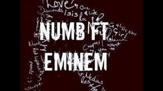 Rihanna - Numb (Feat. Eminem) Explicit Lyrics