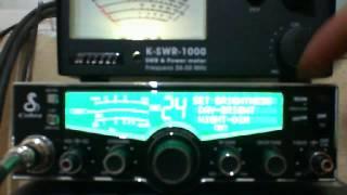 Radio CB Cobra 29 LX EU, descripción, por 30LS001