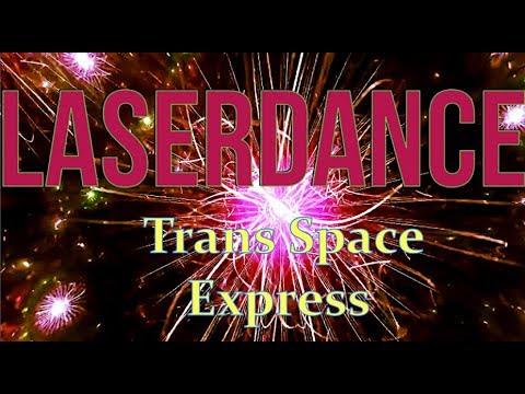 Laserdance -  Trans Space Express (2018)