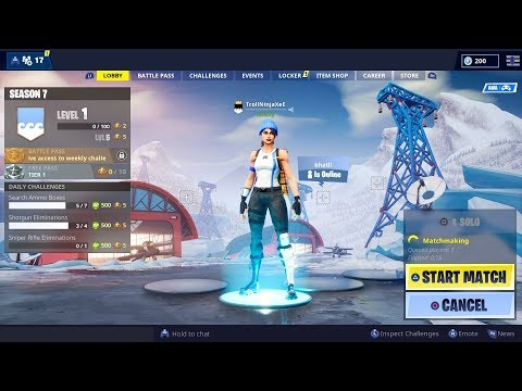 Fortnite Custom Matchmaking Scrims | use Creator Code :- TrollNinjaX