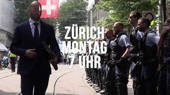 Credit Suisse in Zürich blockiert |#ClimateAction