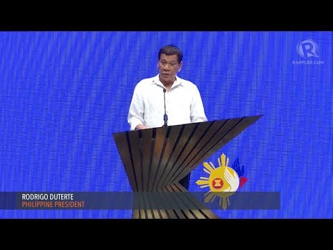 ASEAN 2017: Duterte delivers speech at ASEAN opening ceremony