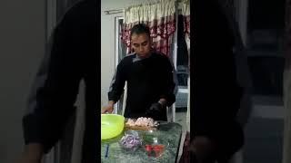 Ceviche Néstor Mamani 2do año