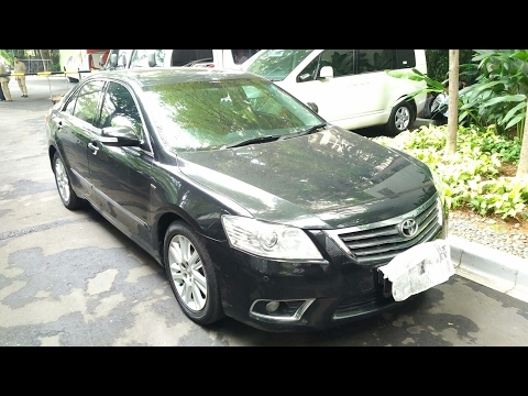In Depth Tour Toyota Camry XV40 3.5Q Facelift (2011) - Indonesia