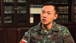 maj agus yudhoyono