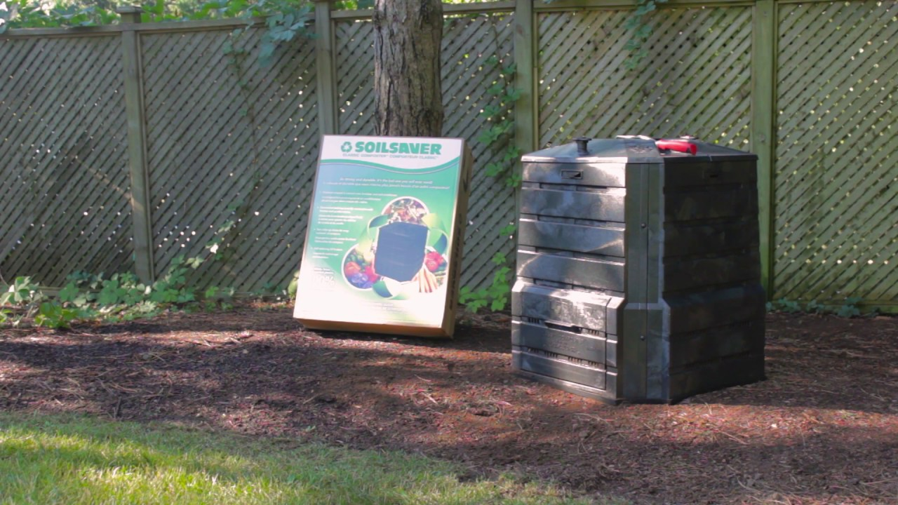 Algreen Soilsaver Composter Products