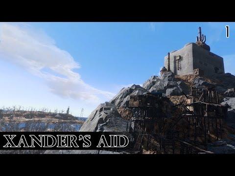 Fallout 4 Quest Mods: Xander's Aid - Part 1