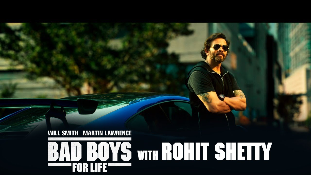 Bad Boys For Life With Rohit Shetty | 'Aaya Police' | In Cinemas January 31