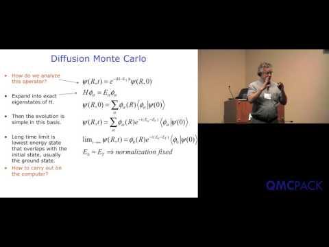 05 - David Ceperley - Diffusion Monte Carlo