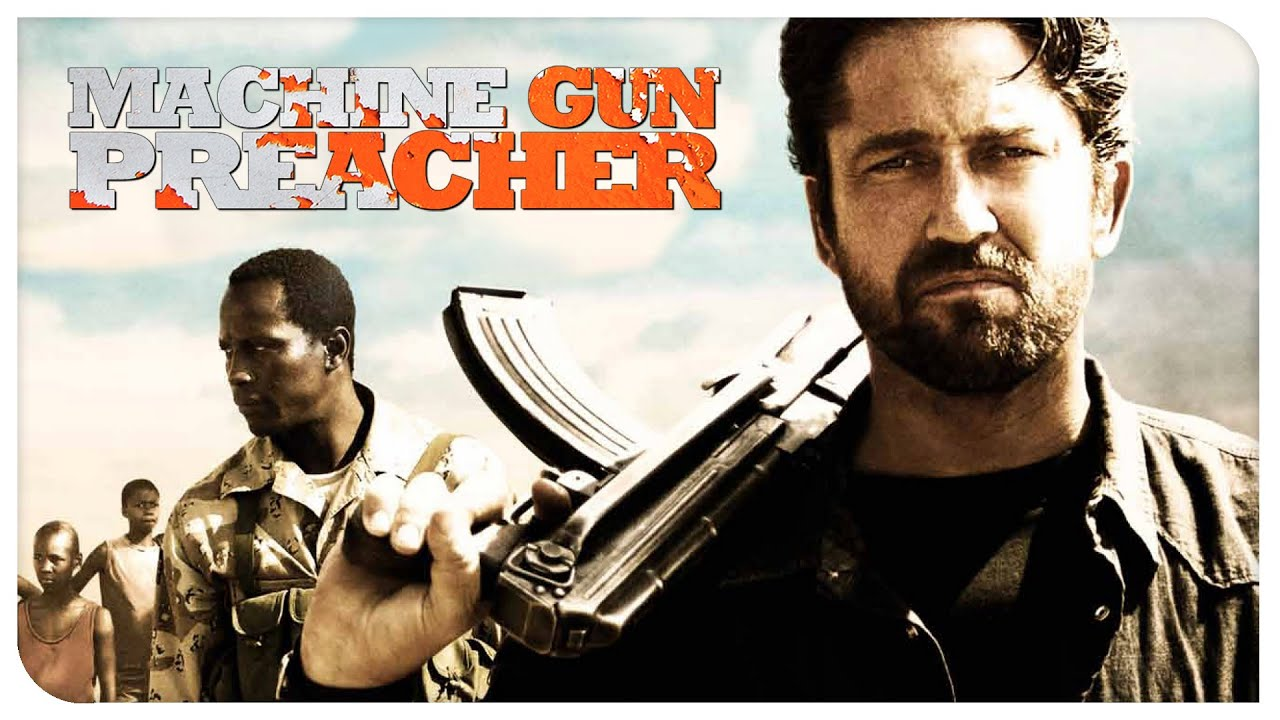 Machine Gun Preacher Trailer German Deutsch Kritik Review Hd