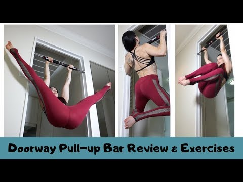 Doorway Pull-Up Bar Exercises | One Two Fit Review