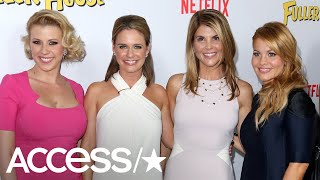 'Fuller House' Cast Returns For Season 5 Amid Lori Loughlin's College Admission Scandal