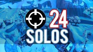 24 Kill Solo Win (Fortnite Season 7)