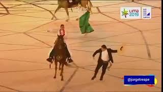 Baixar Ceremonia de Inauguración de los Juegos Panamericanos Lima 2019