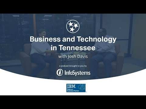 Business & Technology in Tennessee - Ep 6 Sam Johnson, VisuWell