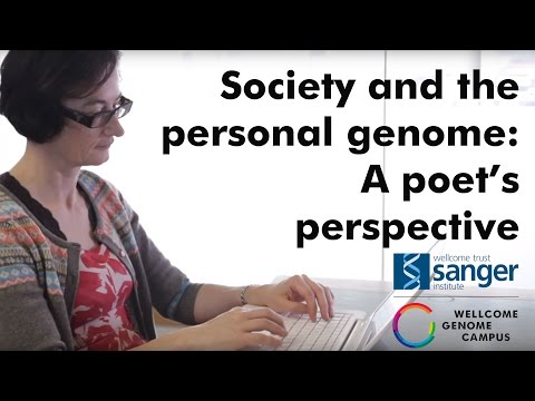 Society and Personal Genome - Sanger Institute