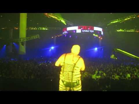 HARD TON live @WIRE FESTIVAL 2010 (Tokyo)