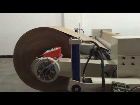 Paper Slitting Rewinding Machine in Ahmedabad