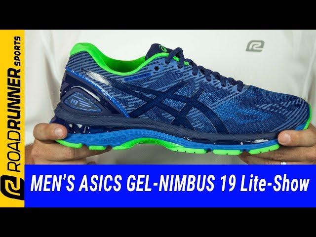 Asics GEL Nimbus 19 Lite Show Men's