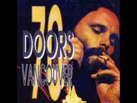 The Doors - Roadhouse Blues (Live Vancouver '70)