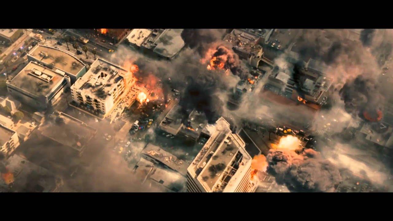 World Invasion: Battle Los Angeles - New Trailer - Biopremiär 20 april