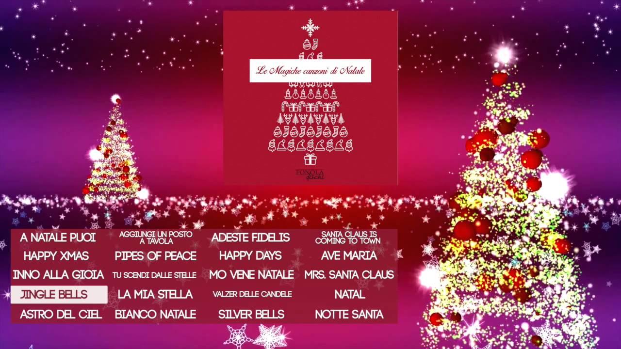 Le Magiche Canzoni Di Natale Album Completo Youtube