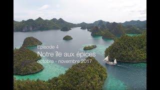 The Ocean Mapping Expedition, épisode 4: Notre île aux épices, oct nov 2017