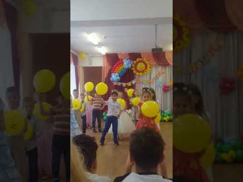 Детский сад 181 выпускной 2018 г.иваново