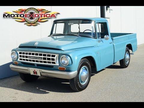 1963 international harvester pickup truck