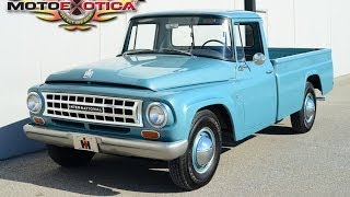 1965 International Harvester 1200 Pickup (SOLD)