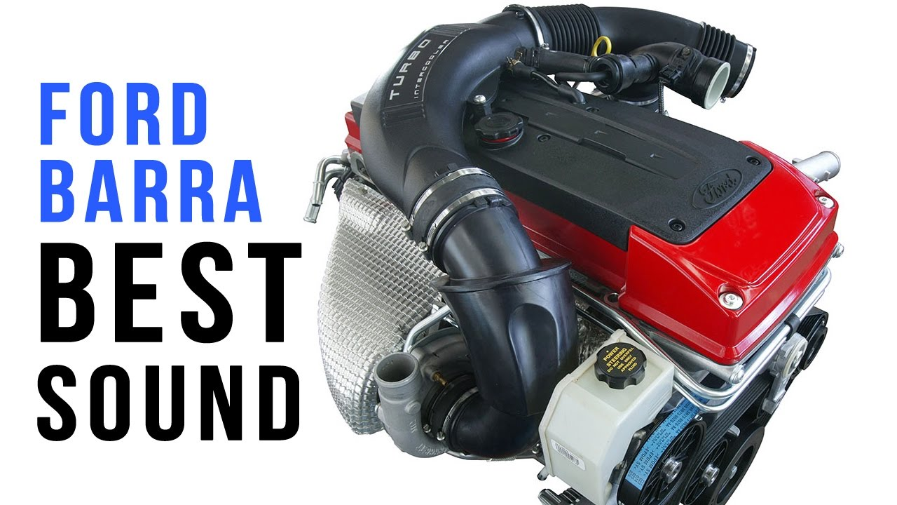 Why do Australians love the Barra engine so much?