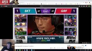 【叉燒老師來分析】SKT vs GRF|LCK Spring 2019 W7D2 #G3 2019/03/10